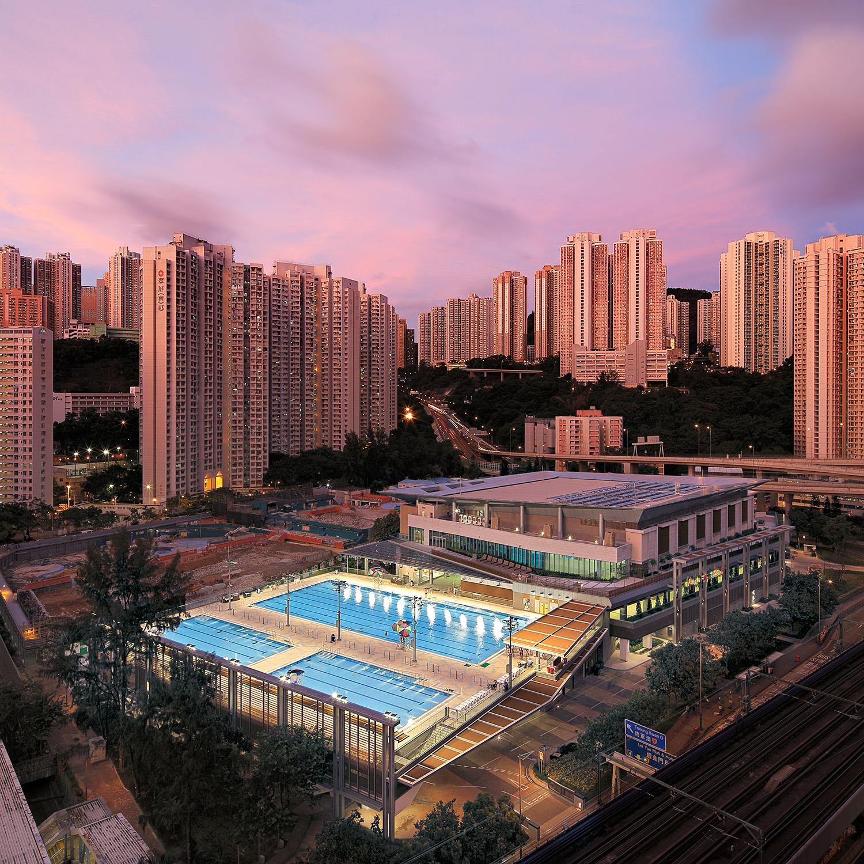 Kwun Tong Swimming Pool